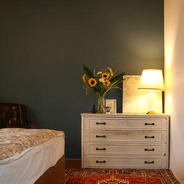 壁を塗って簡単イメージチェンジ