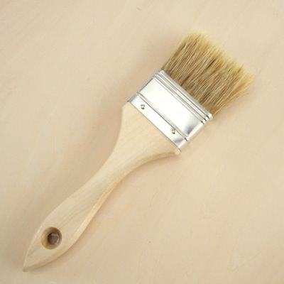 塗る前に一手間!抜け毛を落とそう