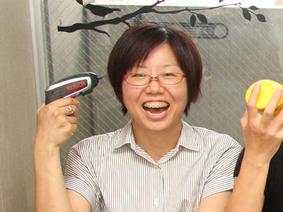 金曜大工のデザイナー「湊香恵」通称:みなとさん