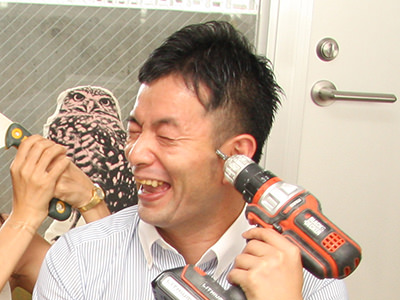 金曜大工の営業「阪本義一」通称:ヨッシー