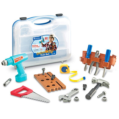 【Learning Resources】Pretend & Play® Tool Set